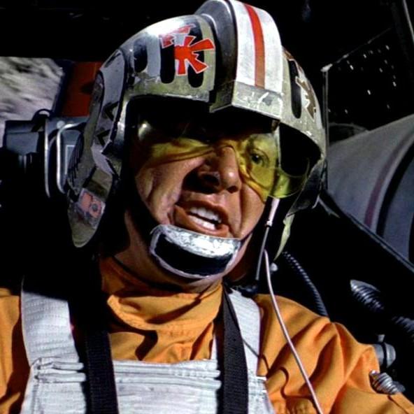 Drew Henley - Red Leader