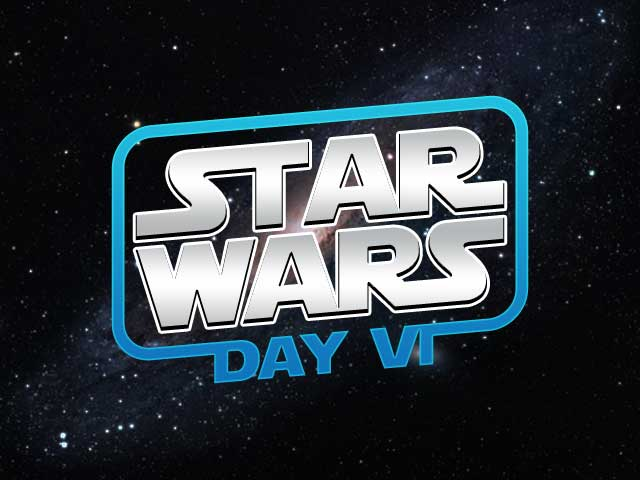 Star Wars Day 6 - Exewing Fundraisers