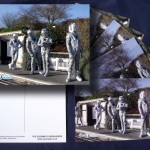 cyberman post card
